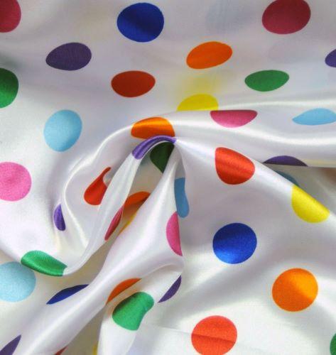 polka dot fabric store